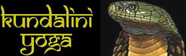 Kundalini Yoga. Cobra head. As title of site