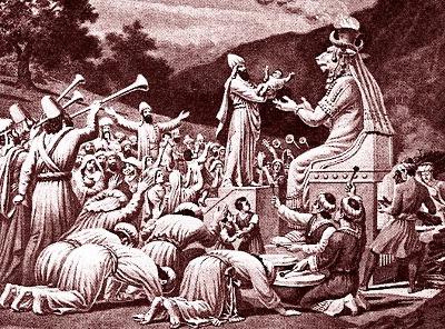 Sacrifice to Moloch